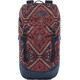 The North Face Homestead Roadtripper Pack Tandori Spice Red Reno Casino Print/Weathered Black
